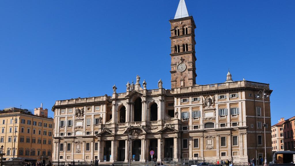 Базилика Санта Мария Маджоре в Риме