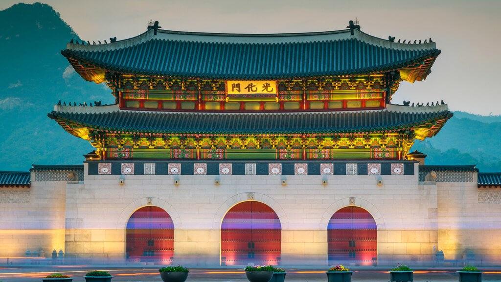 Кёнбоккун в Сеуле