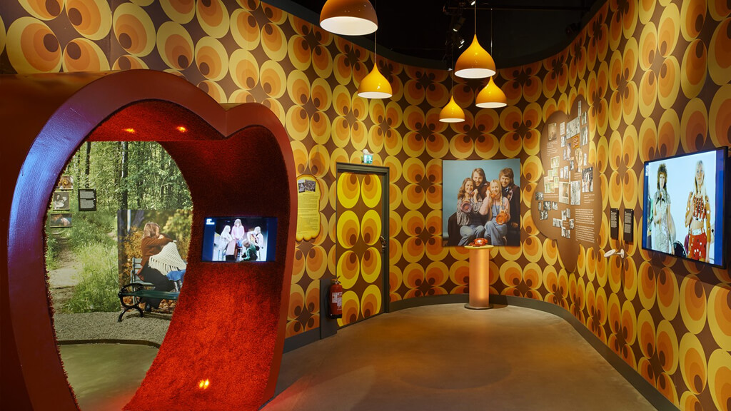 ABBA The Museum в Стокгольме