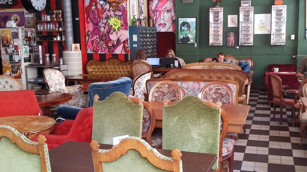String Cafe в Стокгольме