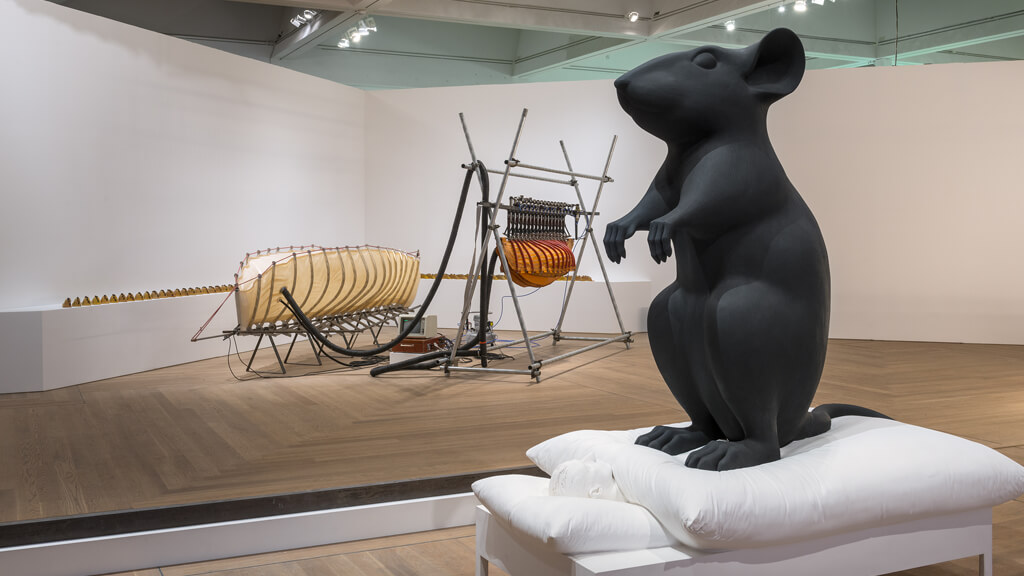 Музей современного искусства в Стокгольме
