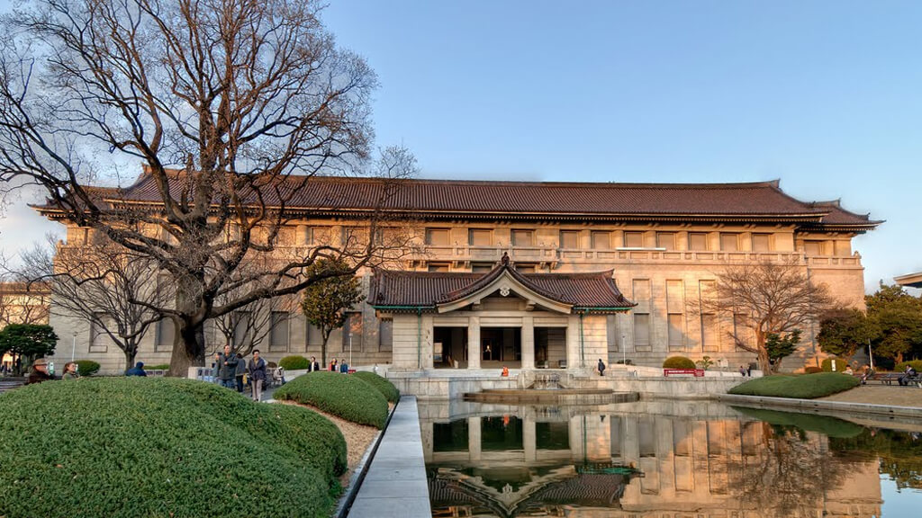 Национальный музей Токио