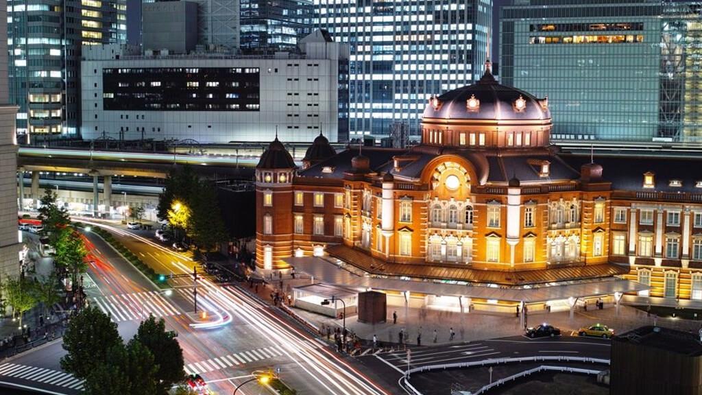 Станция «Токио» в Токио