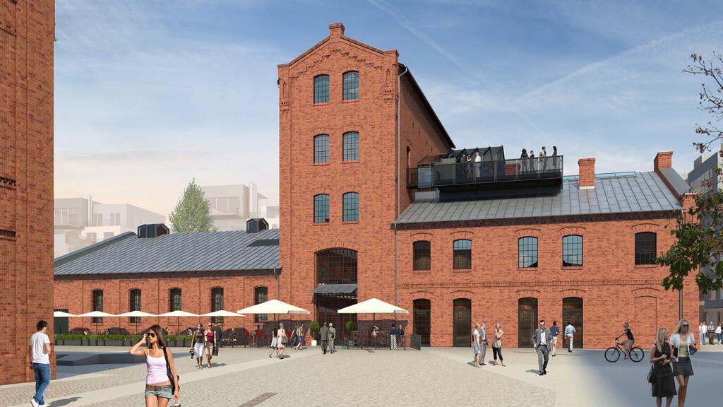Praga Koneser Center в Варшаве