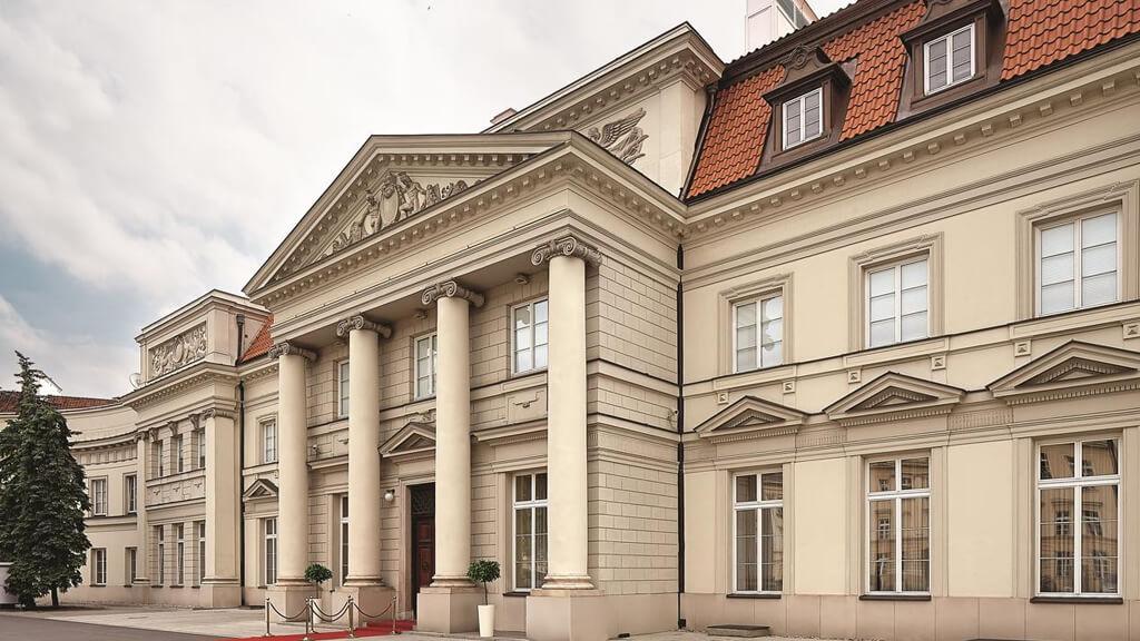 Национальная художественная галерея Захента в Варшаве