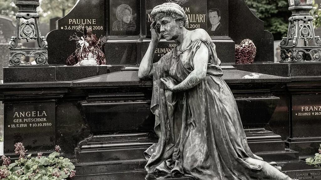 Венское центральное кладбище в Вене