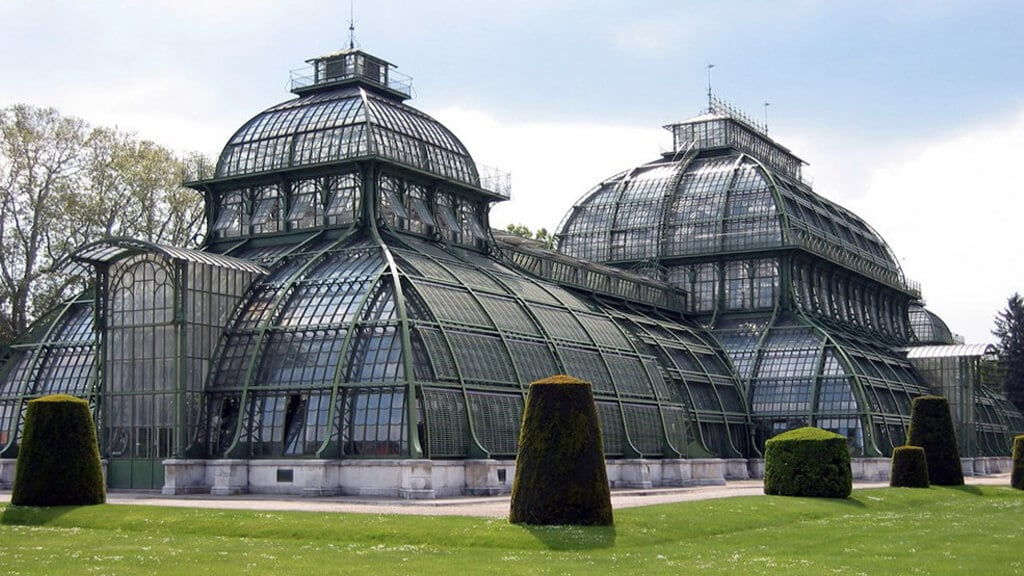 Дом бабочек в Вене