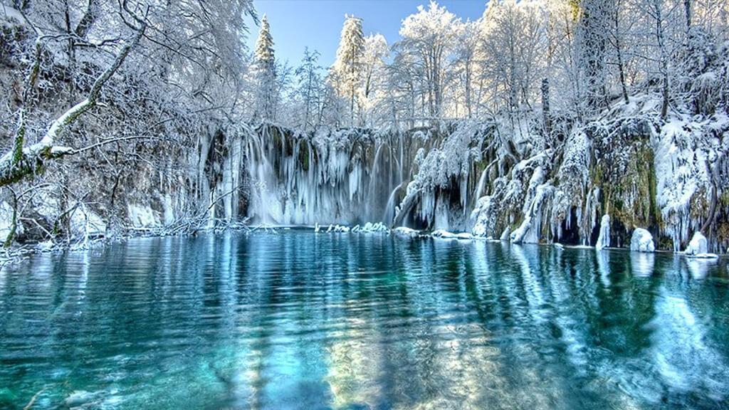 Национальный парк Хорватии «Плитвицкие озера»