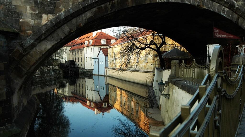 Пражская Венеция в Праге