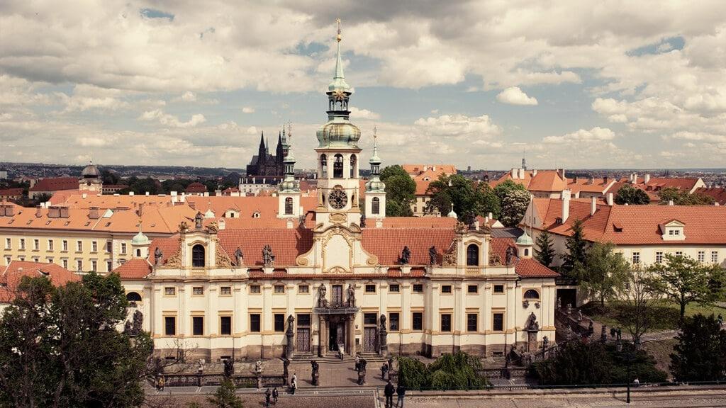 Пражская Лорета в Праге