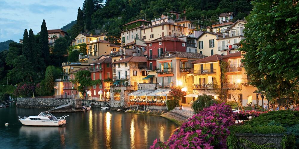Озеро Комо (Италия)