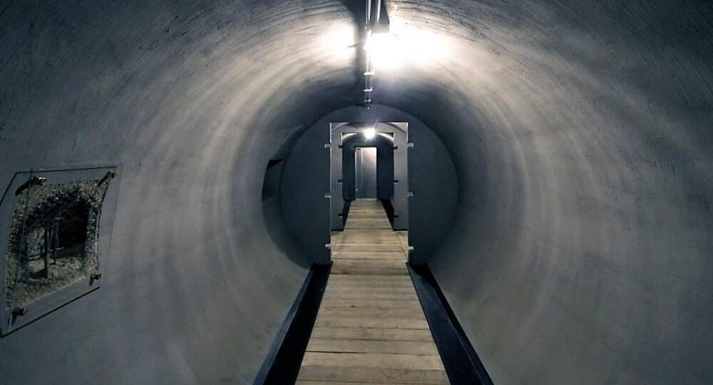 Бункер Рима (Bunker Mussolini)
