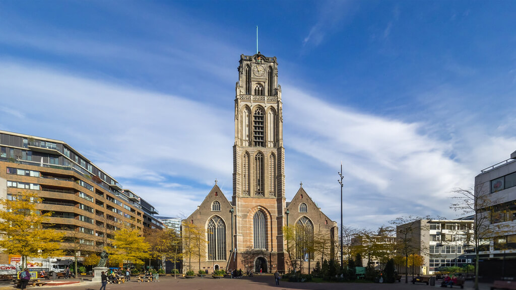 Церковь Святого Лаврентия