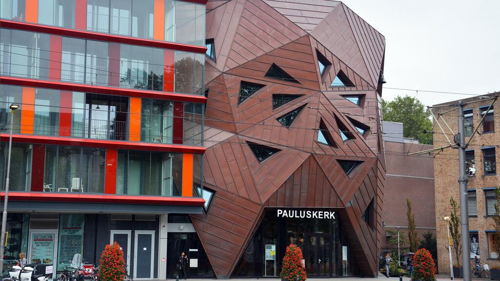 Церковь «Pauluskerk» в Роттердаме