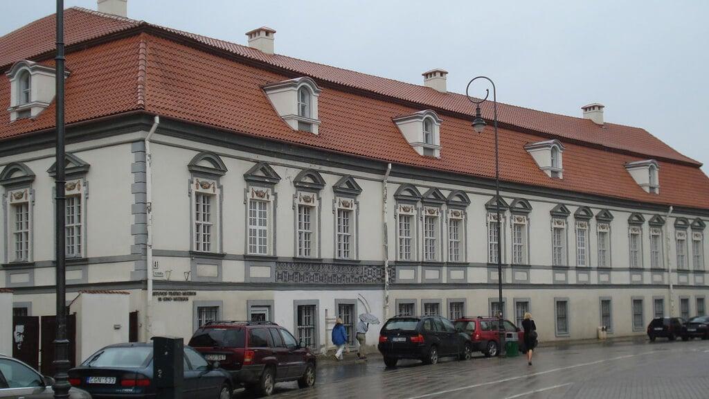 Музей театра, музыки и кинематографии в Вильнюсе