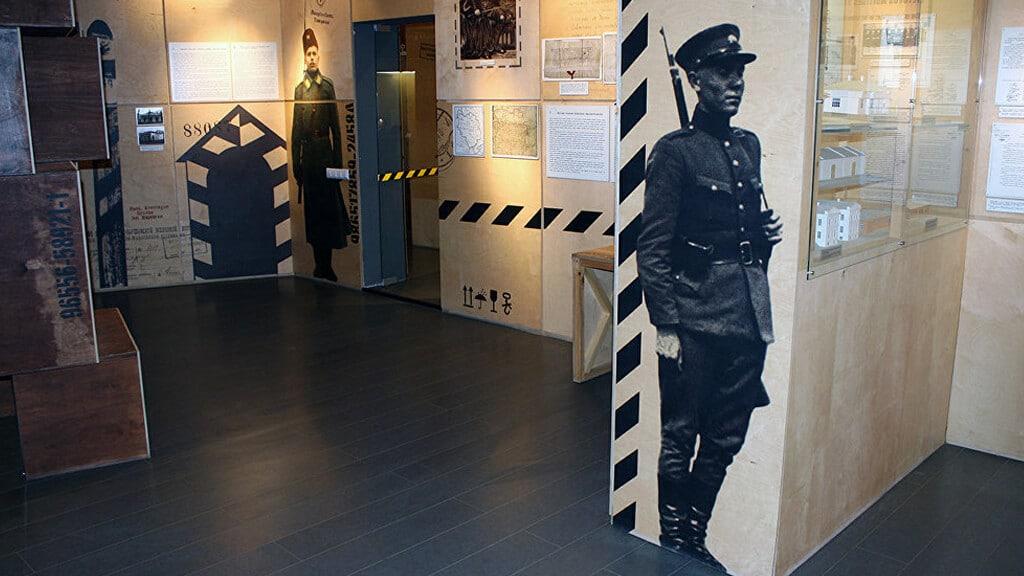 Музей Таможни в Вильнюсе
