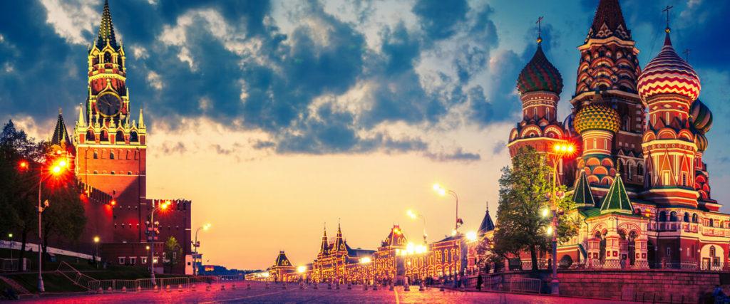 Тур выходного дня - поездка по Москве