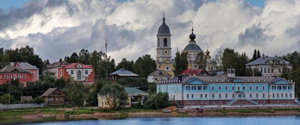 Тур выходного дня - Мышкин