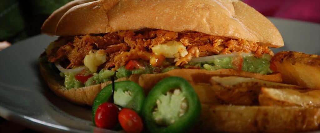 Жареный сэндвич с мозгом, средний запад США