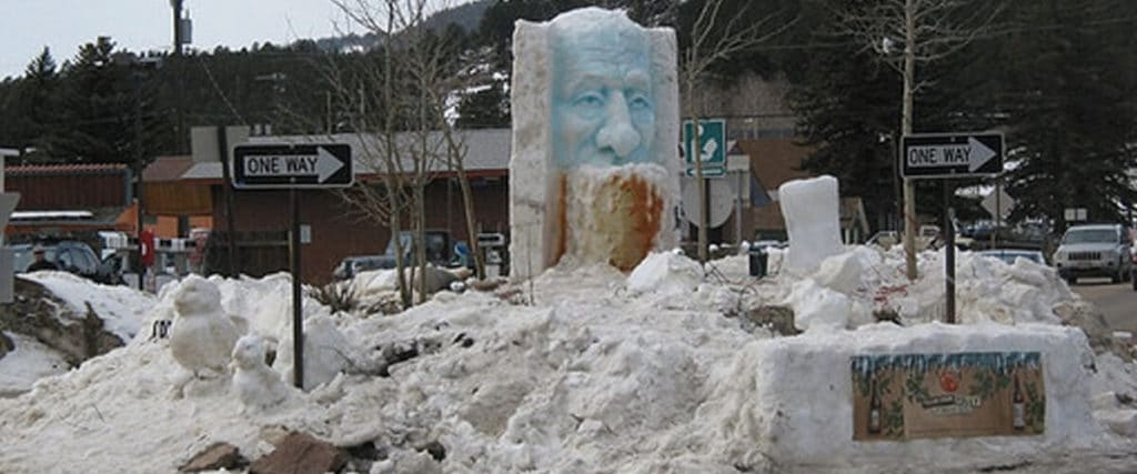 Дни замороженного мертвеца (Frozen Dead Guy Days)