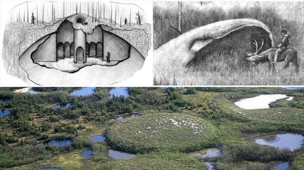 долина смерти в якутии - теория