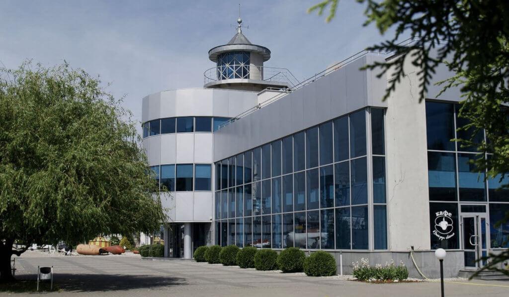 Музее Мирового океана в Калининграде