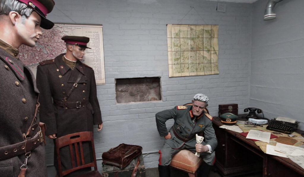 Бункер коменданта Кёнигсберга фон Ляша