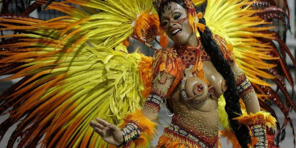 карнавал в бразилии без цензуры