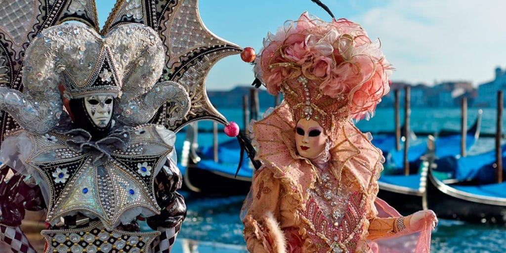 карнавал в венеции без цензуры