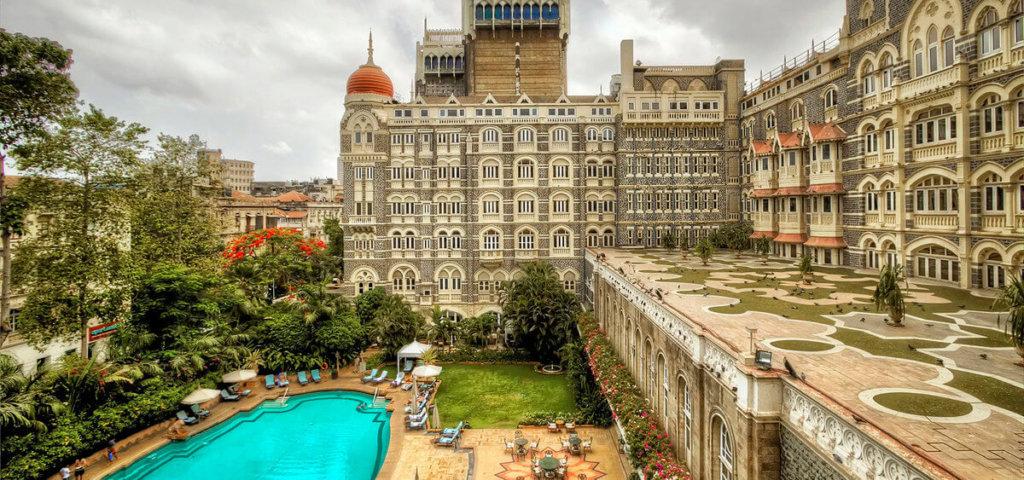 История отеля Тадж-Махал