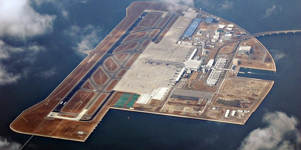 Международный аэропорт Тюбу (Чубу), Япония