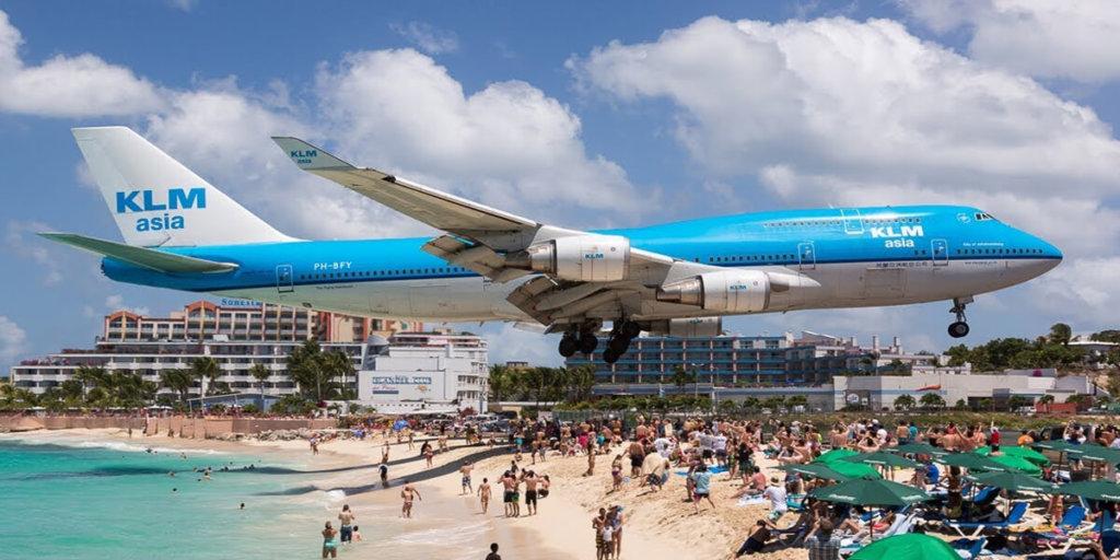Международный аэропорт принцессы Юлианы, Карибы