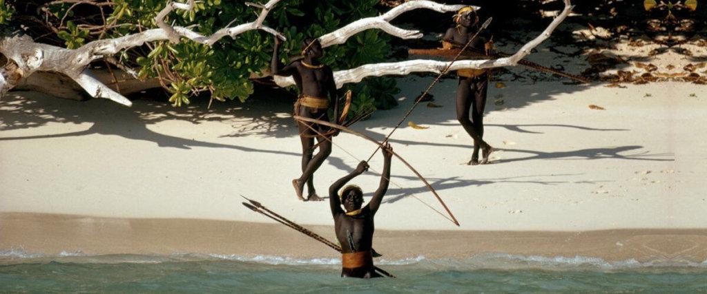 Северный Сентинельский остров, Индия