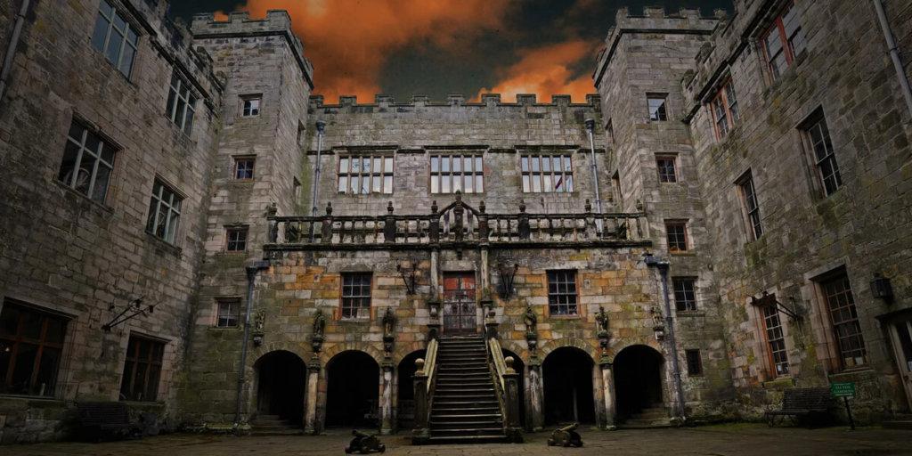 Замок Чиллингем (Шотландия)