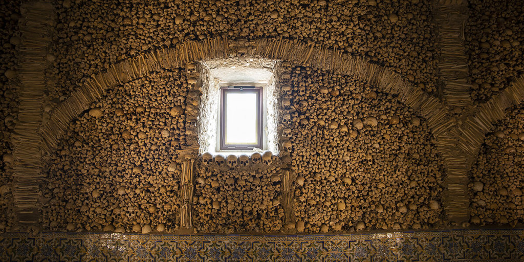 Часовня костей (Португалия)