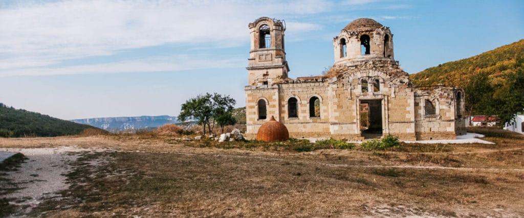 Исчезнувшее поселение Лаки – Крымская Хатынь