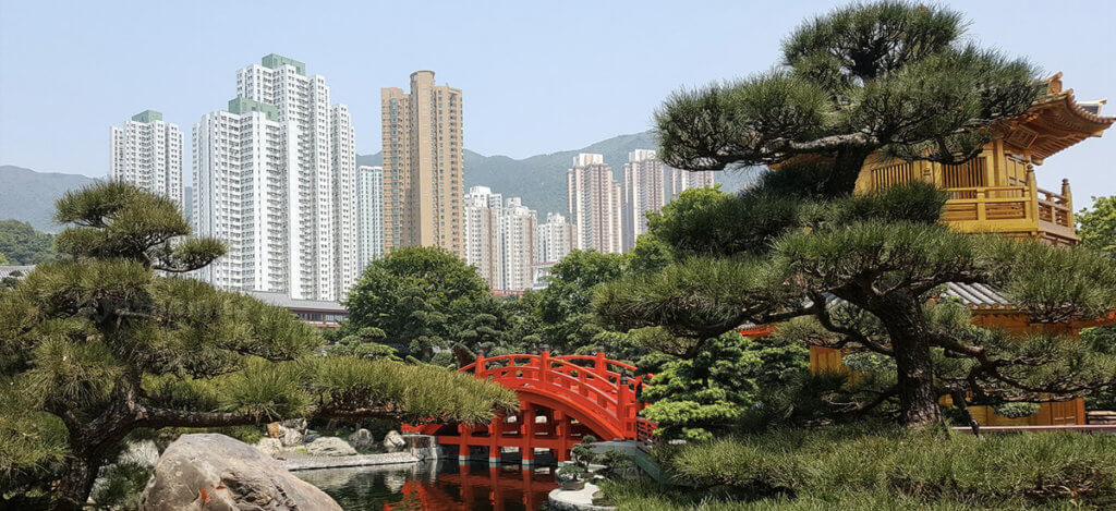 парки в Гонконге
