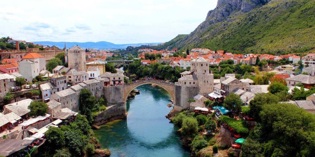 Цетине черногория красивые места