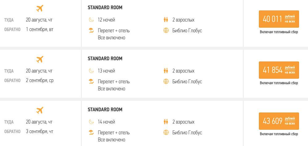 """Горящий тур в Турцию со """"всё включено"""" на 12 ночей из Москвы за 20000₽"""