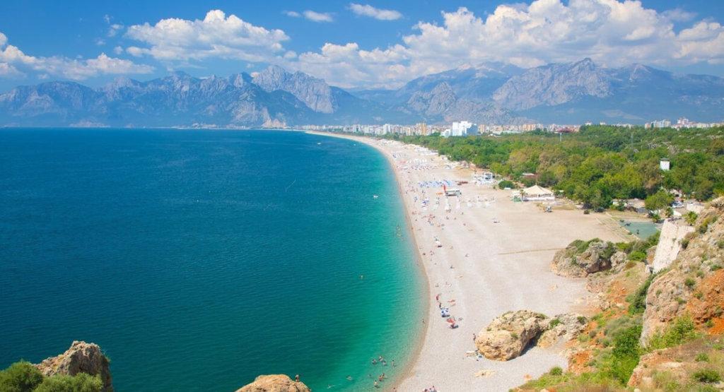 Коньяалты (Konyaalti Beach), Анталия