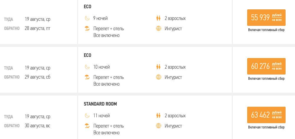 """Тур в Турцию со """"всё включено"""" из Москвы за 28000₽"""