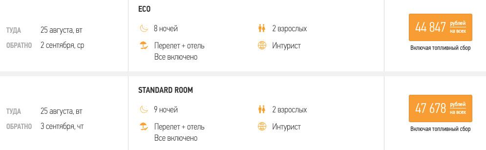 """Туры в Турцию из Москвы со """"всё включено"""" на 8 ночей за 22400₽"""
