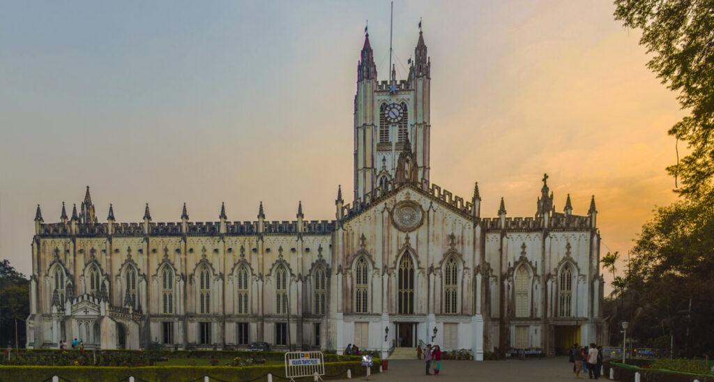 собор святого Павла в Калькутте