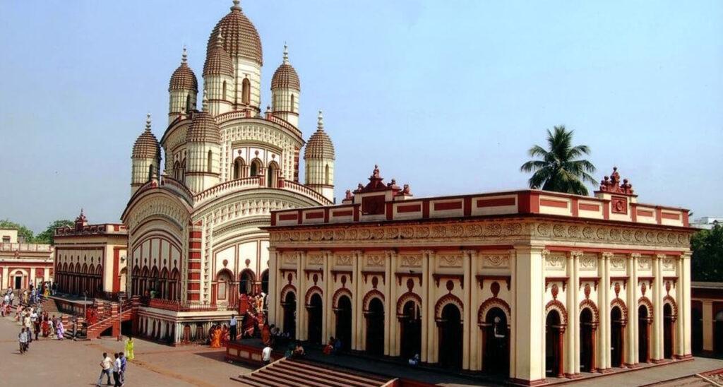 Храм Кали в Дакшинешваре