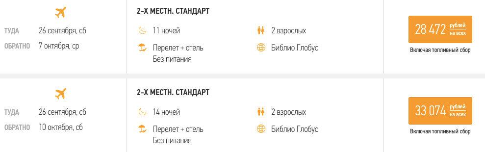 Тур в Абхазию из Казани за 14200₽