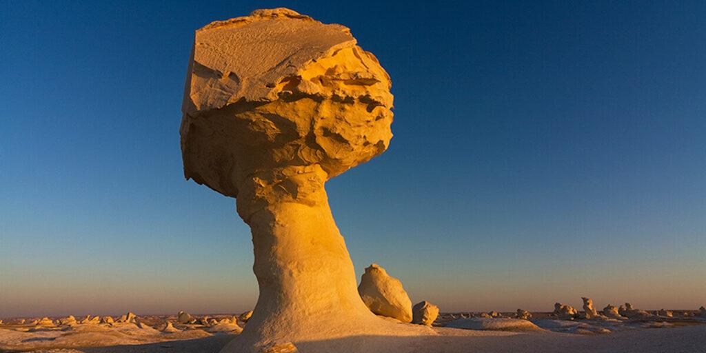 Белая пустыня Египет - невероятно красивые фотографии