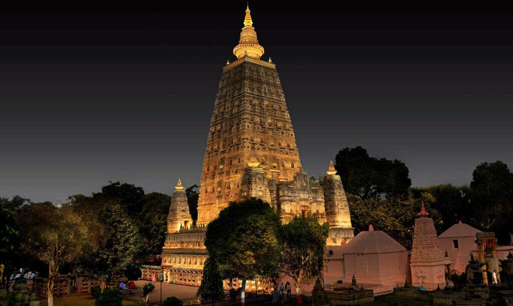 История храма Махабодхи