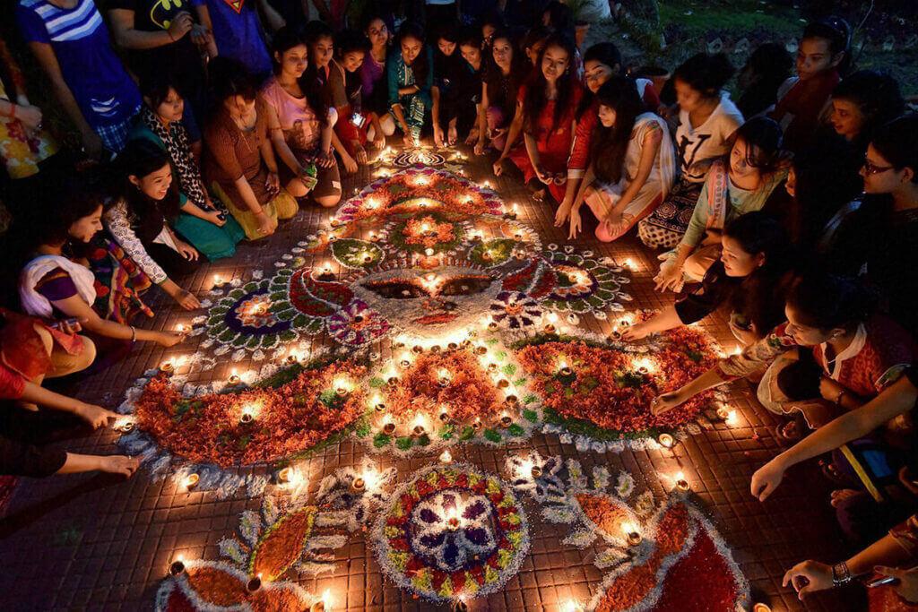 Праздник Дивали