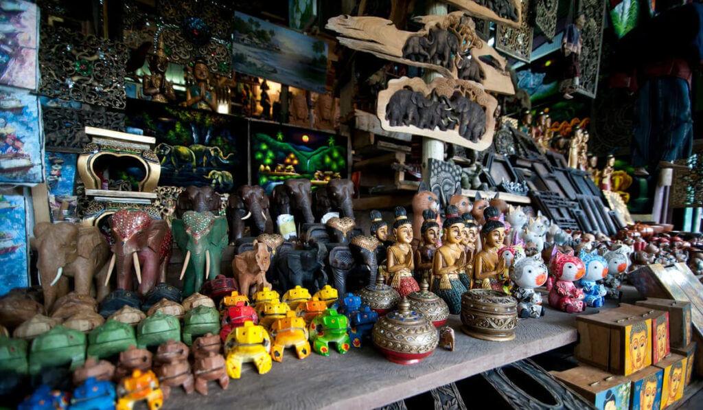 сувениры из Бангкока