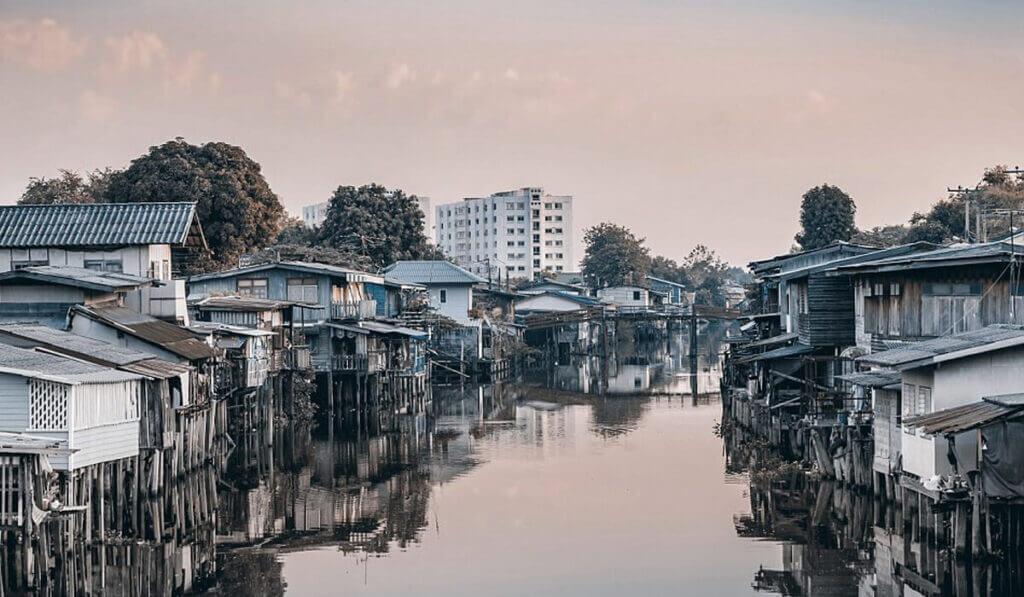 трущобы Бангкока